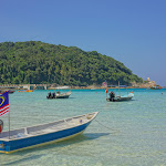 Malaysian Moment at the Perhentian Islands