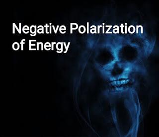 The Negative Polarization of Energy