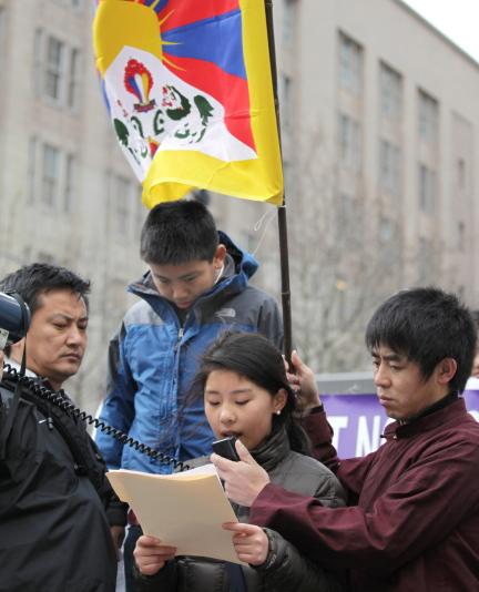 Global Protest: 52nd Commemoration of the Tibetan National Uprising Day - IMG_0147a72A.JPG
