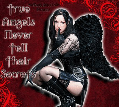 True Angels Secrets, Angels 1