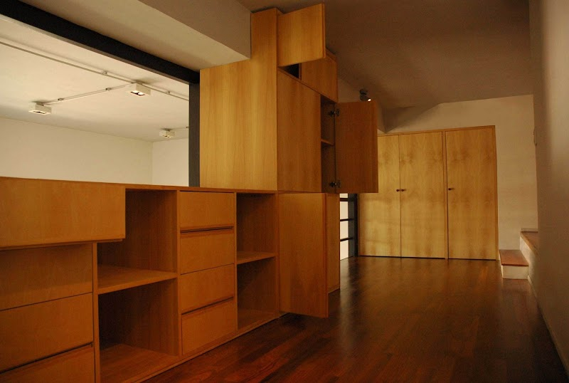 Viviendas en Barracas - Urruty Triolo Arquitectos