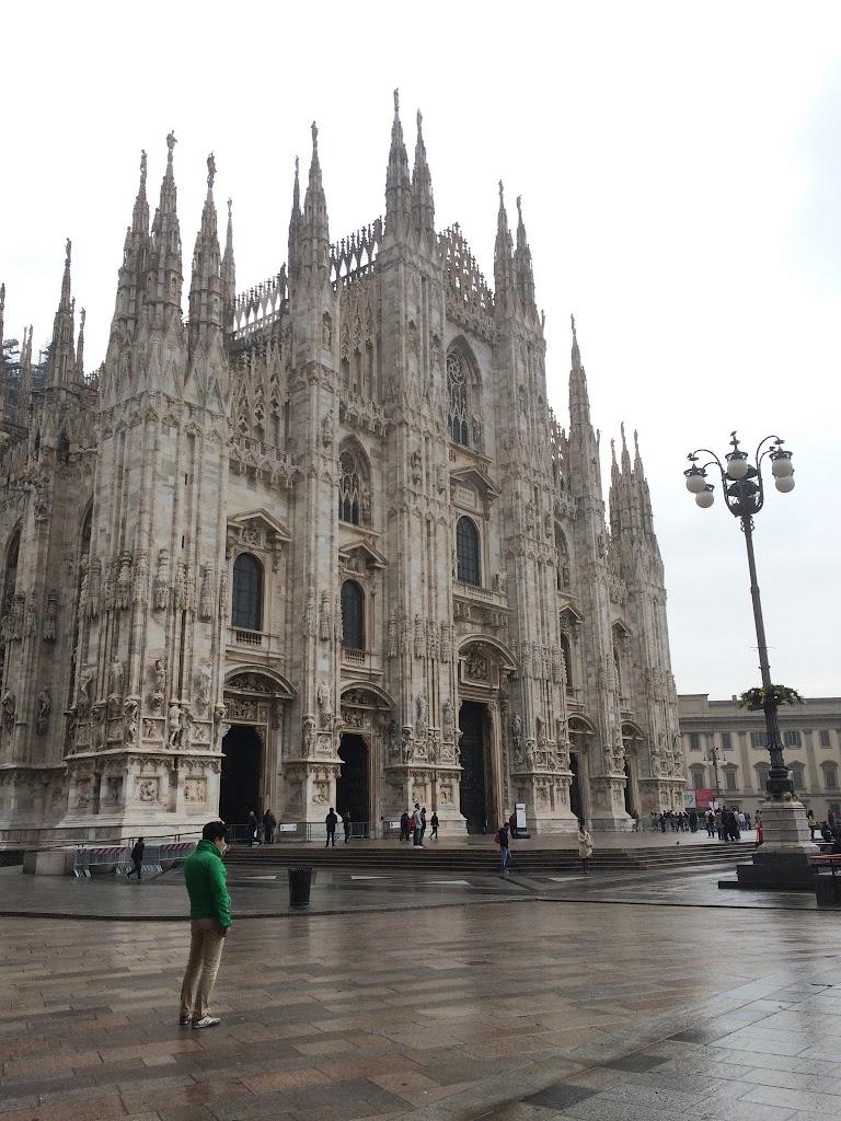 My Photos: Italy -- Milan -- Duomo