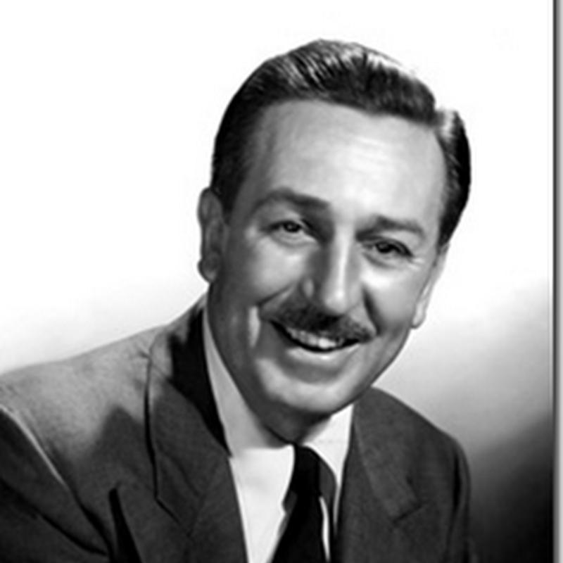 Disfraz casero de Walt Disney (Walter Elias Disney)