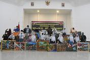 Wadahi bakat generasi muda Korem 084/BJ gelar Komsos Kreatif Semester II Ta. 2021