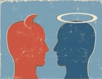 Selalu Ada Sisi Baik dan Sisi Jahat Dari Pribadi Manusia. Mana Yang Dominan?
