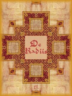 De Radiis Cover