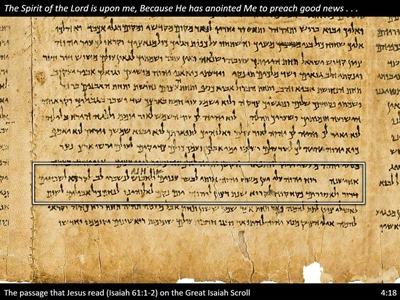 Isaiah-61-Luke-4-Great-Isaiah-Scroll