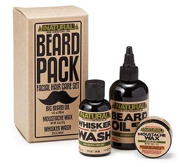 Natural Beard Pack