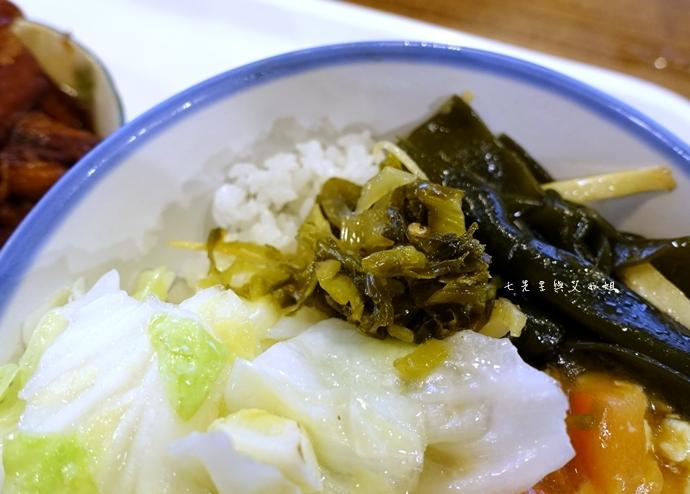 14 板橋古早味美食成昌食堂排骨飯獅子頭飯焢肉飯