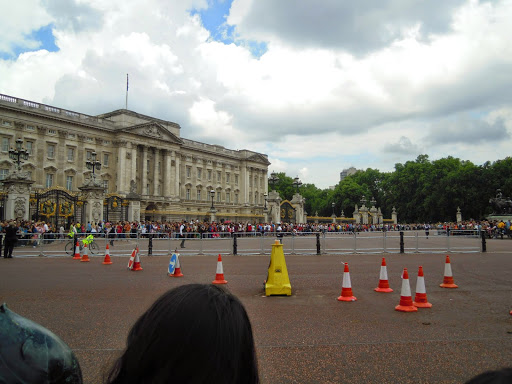 Buckingham Palace. From The Complete Guide to the Changing of the Guards