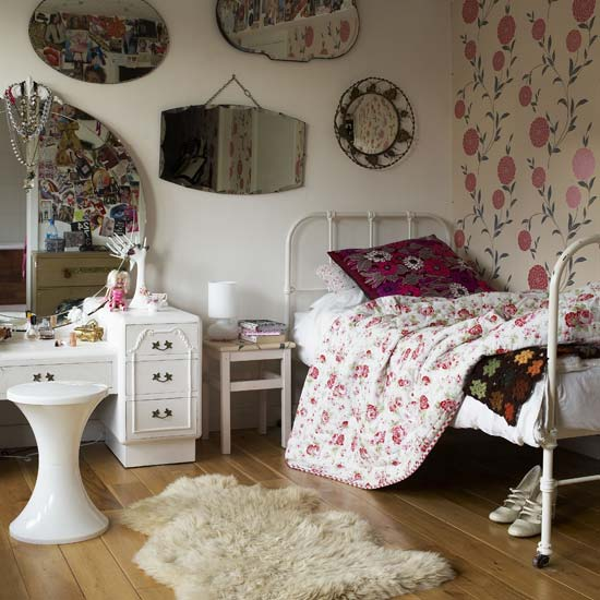 IDEAS DECORATION BEDROOM  FOR GIRL IN 2018 6