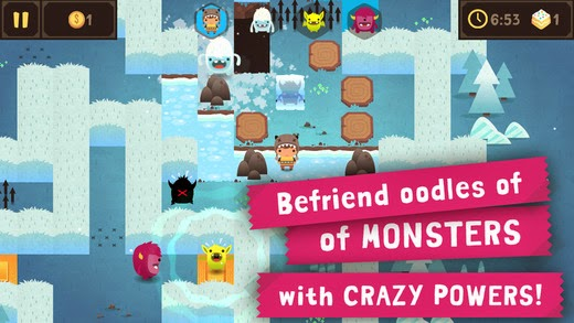 Monsters Ate My Birthday Cake v1.0.1 for iPhone/iPad