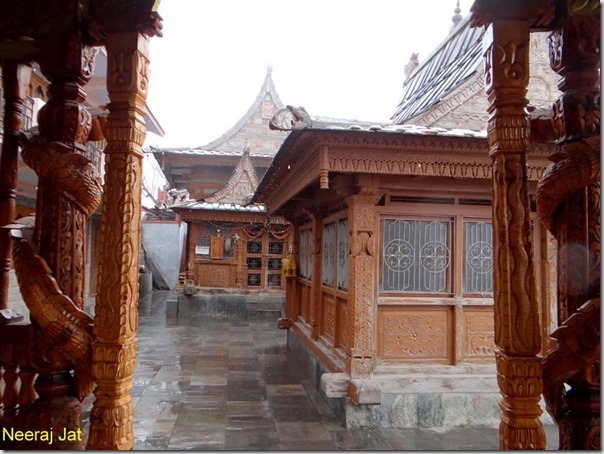 Temple at Kalpa