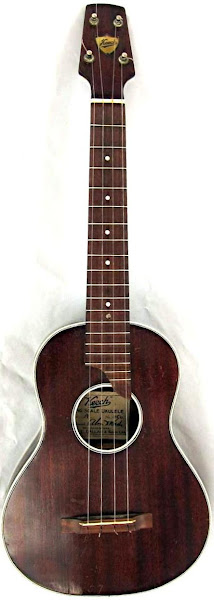 Keech long scale Tenor Ukulele