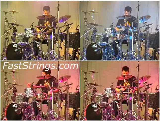 Drum Videos Set (57 videos)