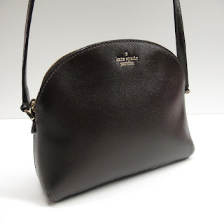 Kate Spade Chocolate Brown Crossbody Bag