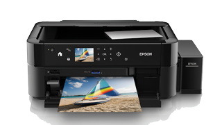 download Epson L810 printer's driver