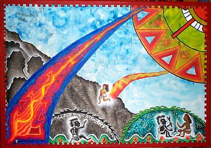 Piltzintecuhtli, Gods And Goddesses 5