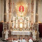 Säkulum in der Basilika Wilten - Marianische Andacht mit der Gänsbacher-Litanei - 11.09.2015