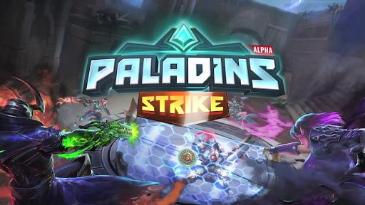 Paladins Strike APK OBB DATA