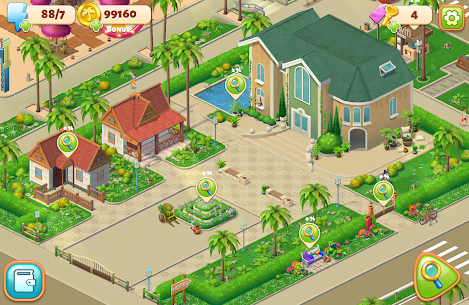 Hidden Resort Mod Apk  0.9.19 (Unlimited Stars, Coins, Lives) 6