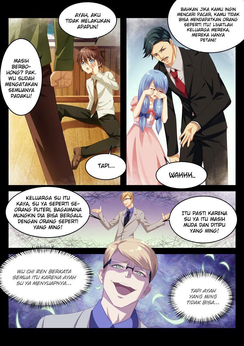 Baca Komik Very Pure Chapter 1 Bahasa Indonesia Page 8 KomikOtaku