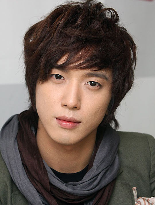 Zheng Rong He  Korea Actor