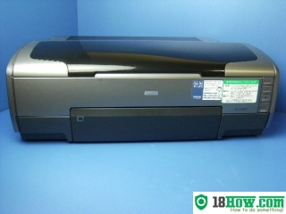 How to Reset Epson PX-G5000 printing device – Reset flashing lights error