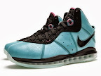"Nike LeBron 8 V/1 - ""South Beach"" QS"