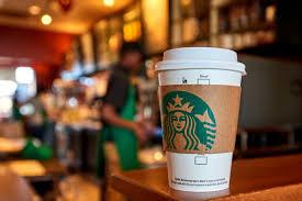 Wanita saman Starbucks kerana kopi tumpah