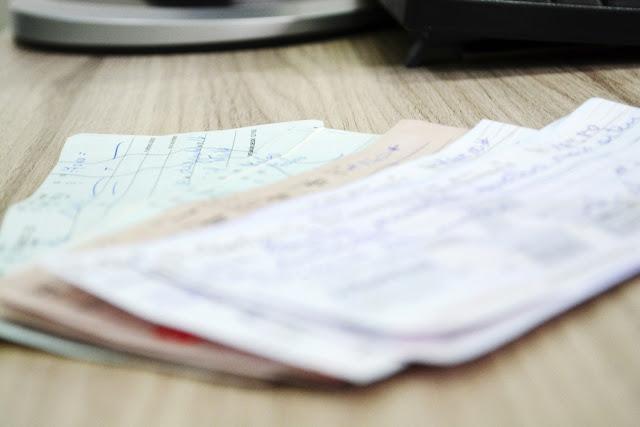 Percentual de cheques devolvidos até julho é o maior desde 2009
