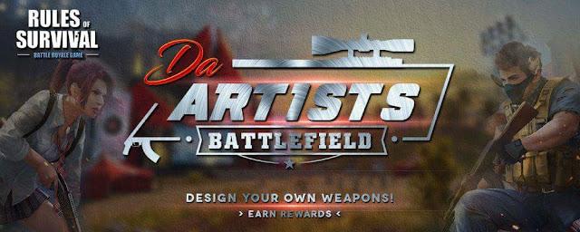 Rules of Survival Silah Tasarımı Yarışması