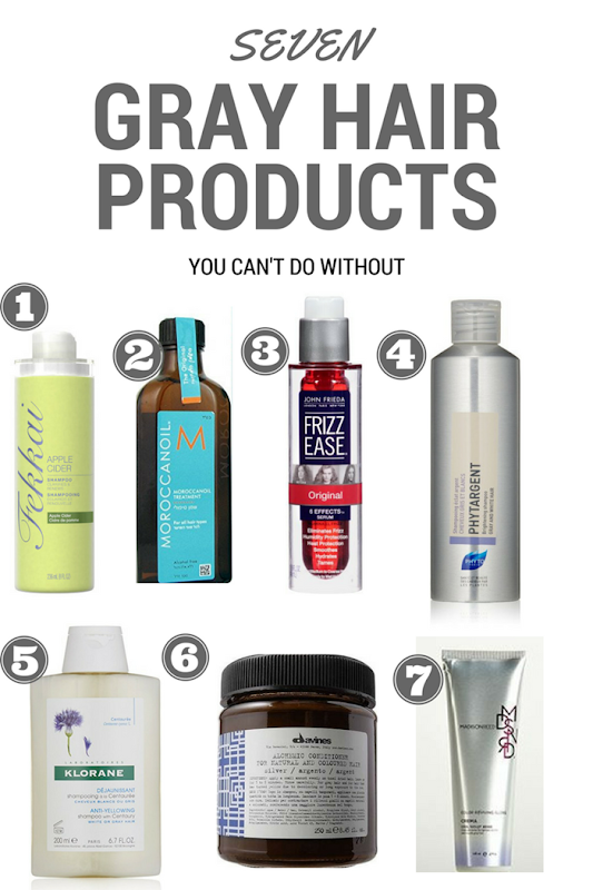 SEVEN GRAY HAIR PRODUCTS YOU CAN'T DO WITHOUT (1)