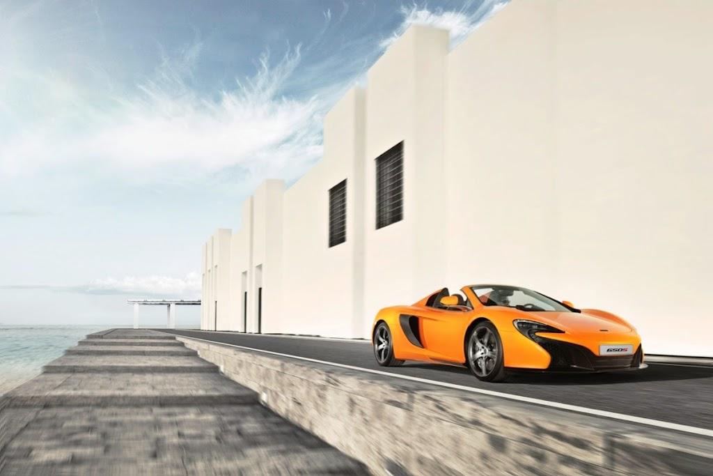 McLaren 650S Spider 4