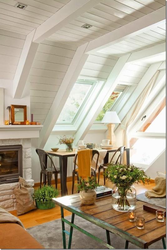 mansarda-shabby-cucina-parete-vetrata (2)