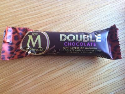 Review Magnum Milk Chocolate Bar