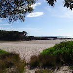 Saltwater Creek and dune (106039)