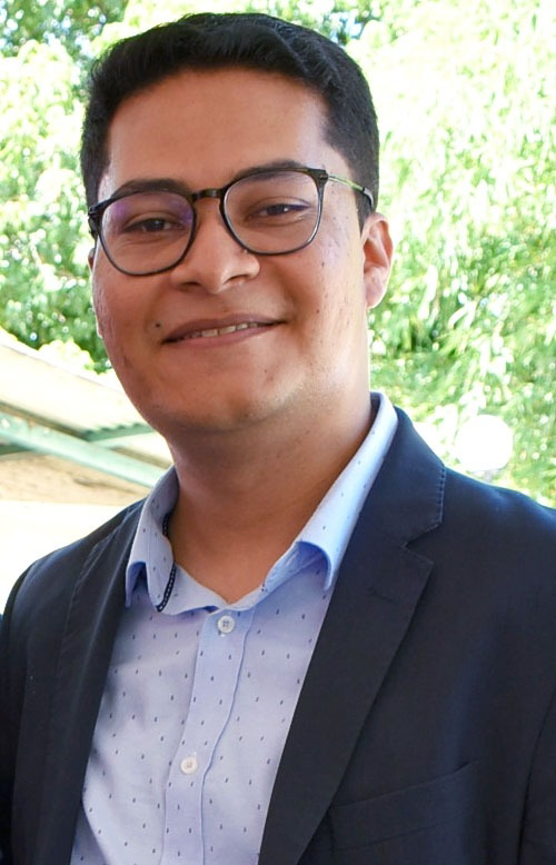 Renan Marques, diretor da Gráfica da UFPI