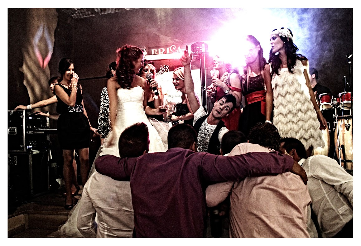 orquesta para bodas
