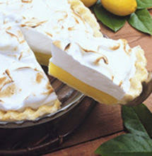 Lemon Blossom Pie