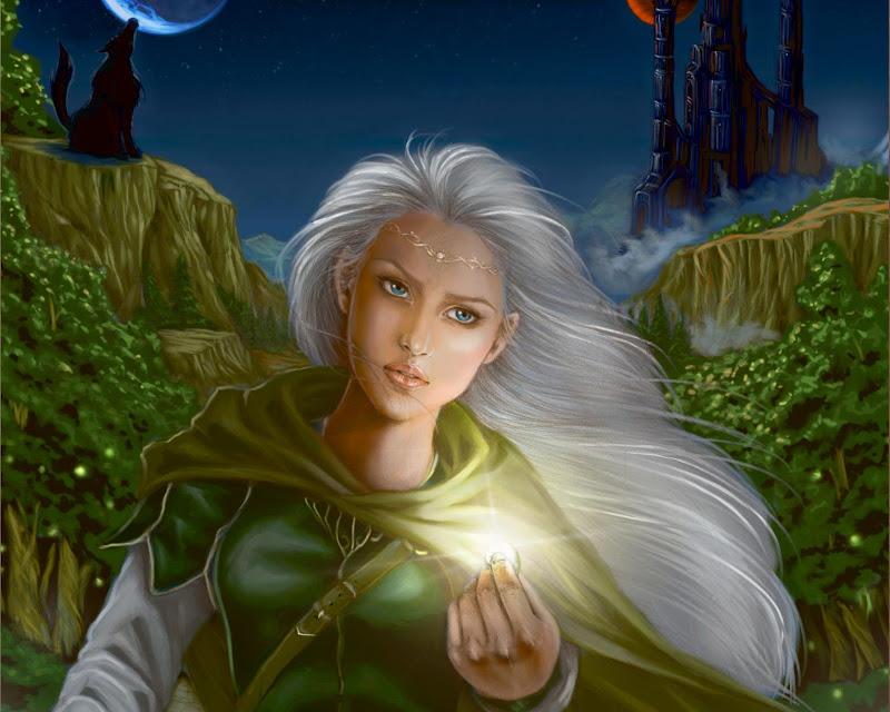 Sorcerer Of Light, Fairies 1