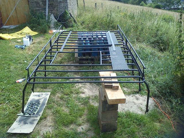 voir le sujet pose panneau solaire sur galerie. Black Bedroom Furniture Sets. Home Design Ideas