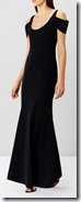Coast Abriella Structured Maxi Dress