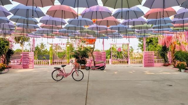 Homestay Pink House Sa Đéc