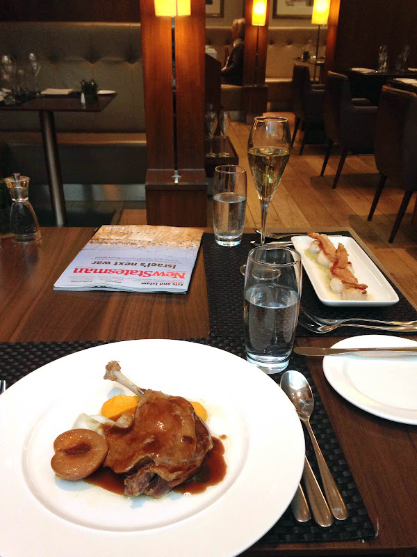 BA%252520F%252520744%252520LHRJFK 13 - REVIEW - British Airways Concorde Room (First Class) - London Heathrow T5