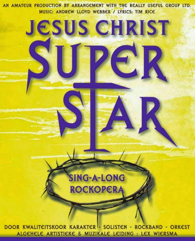 Jesus Christ Superstar in Orientalis