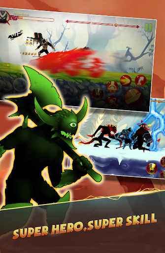 Stickman Ninja : Legends Warrior - Shadow Game RPG  screenshots 5