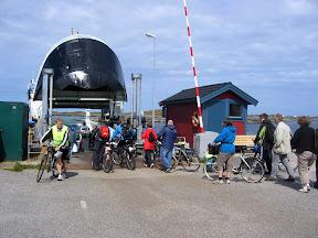 Sykkelturer til øyene via hurtigbåt og ferje byr på flotte opplevelser.