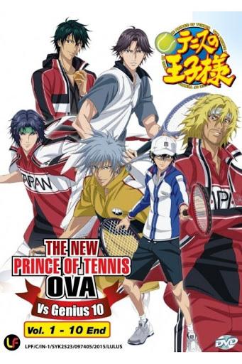 New Prince of Tennis OVA vs Genius 10 ตอนที่ 1-10 END [ซับไทย]