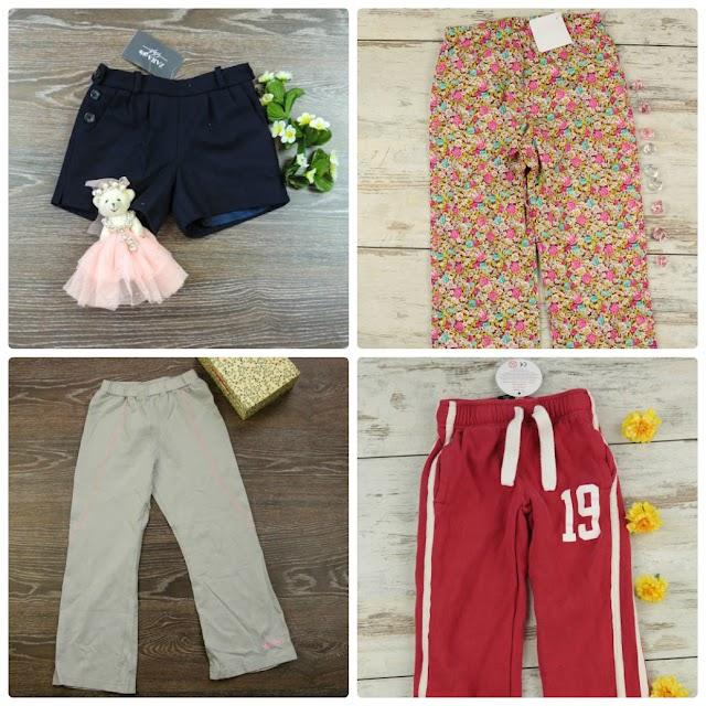 Одежда для девочек (возраст 4-5 лет)